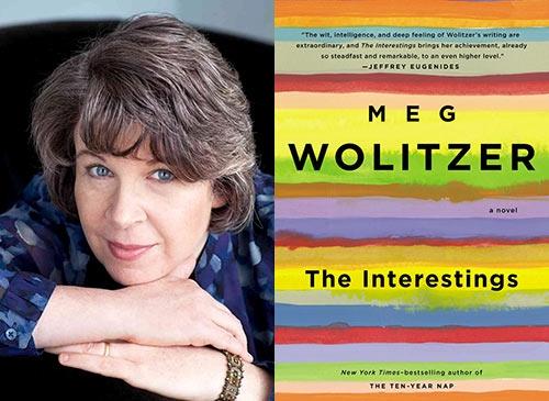 meg wolitzer,les intéressants,roman,littérature américaine,roman d'apprentissage,new york,études,art,créativité,amour,amitié,culture
