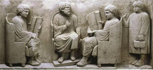 Scène d'école, bas-relief gallo-romain Trèves.jpg