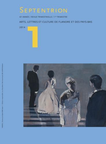 van hee,miriam,poésie,belgique,littérature néerlandaise,septentrion,bart stouten,culture