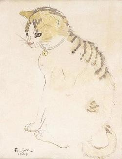 Foujita Chat.JPG