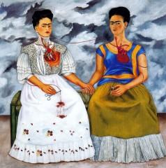 Kahlo, Les deux Frida.jpg
