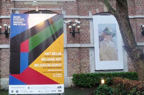art belge,un siècle moderne,exposition,collection,verbaet,musée d'ixelles,bruxelles,peinture,sculpture,artistes belges,xxe siècle,art,culture