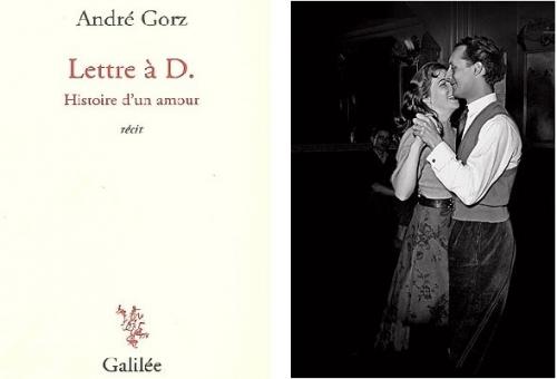 gorz,andré,lettre à d.,histoire d'un amour,récit,lettre,amour,couple,autoportrait,reconnaissance,écriture,culture